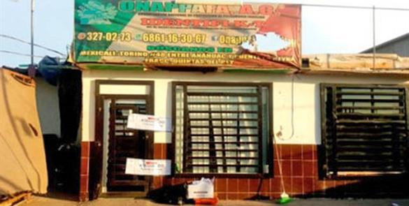 PGR CLAUSURA ONAPPAFA EN MEXICALI…